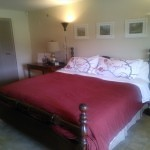Large King bed suite Kelowna Bed and Breakfast